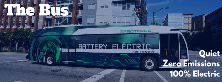 The Bus: Zero emissions, 100% electric