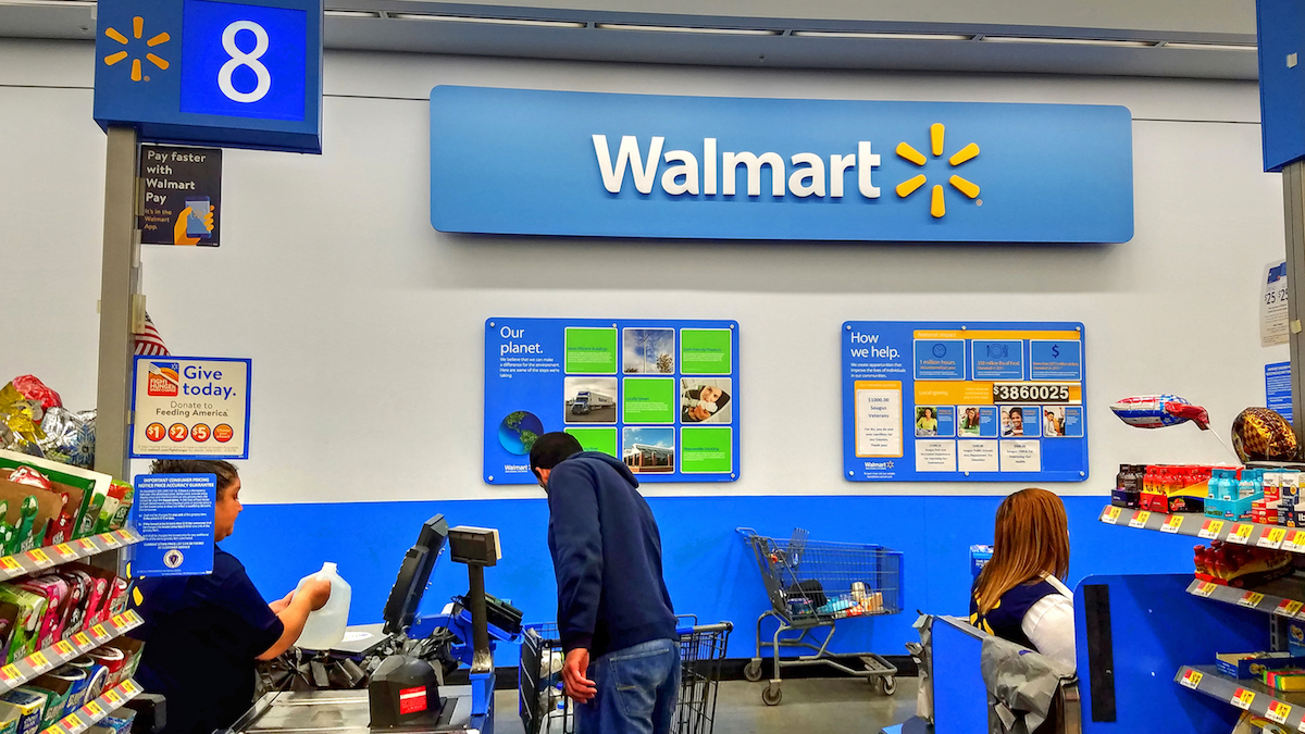 Walmart To Phase Out Paint Strippers Linked To Dozens Of