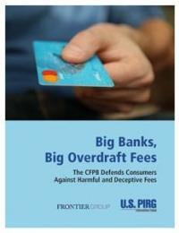 Overdraft Fees report cover