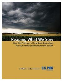 Reaping What We Sow | U S  PIRG